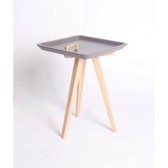 Tische gastro objekteinrichtung for Beistelltisch gitter