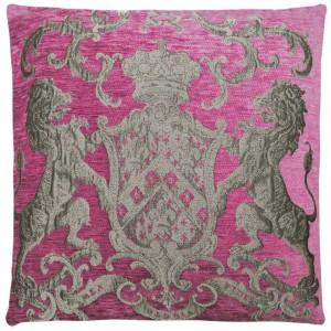 Dekokissen, Kissen, Farbe lila, Größe 55 x 55 cm