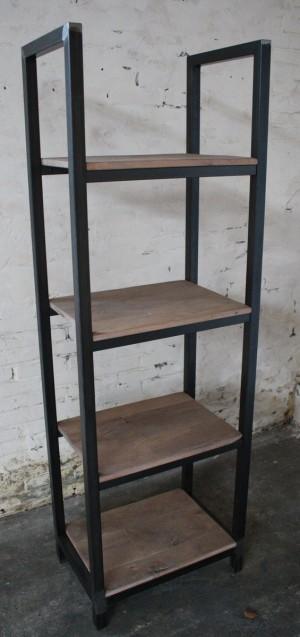 schr nke regale retro industrie style m bel. Black Bedroom Furniture Sets. Home Design Ideas