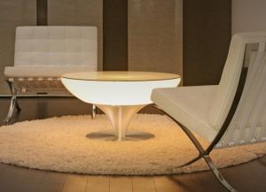 Lounge Tisch 45 Indoor