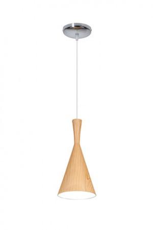 Hängeleuchte Wood, Pendelleuchte, Durchmesser 19 cm