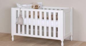 Kinderbett weiß, Bett weiß