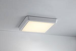 LED Moderne Deckenleuchte, Wandleuchte, Farbe weiß, 27x27 cm