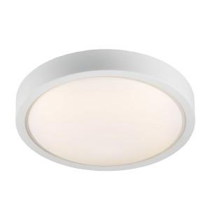 LED Moderne Badwandleuchte, Deckenleuchte, Farbe weiß, Ø 22 cm