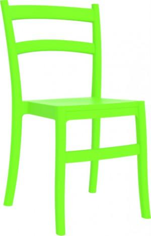 Klassischer Stuhl für innen und außen geeignent in sieben Farben
