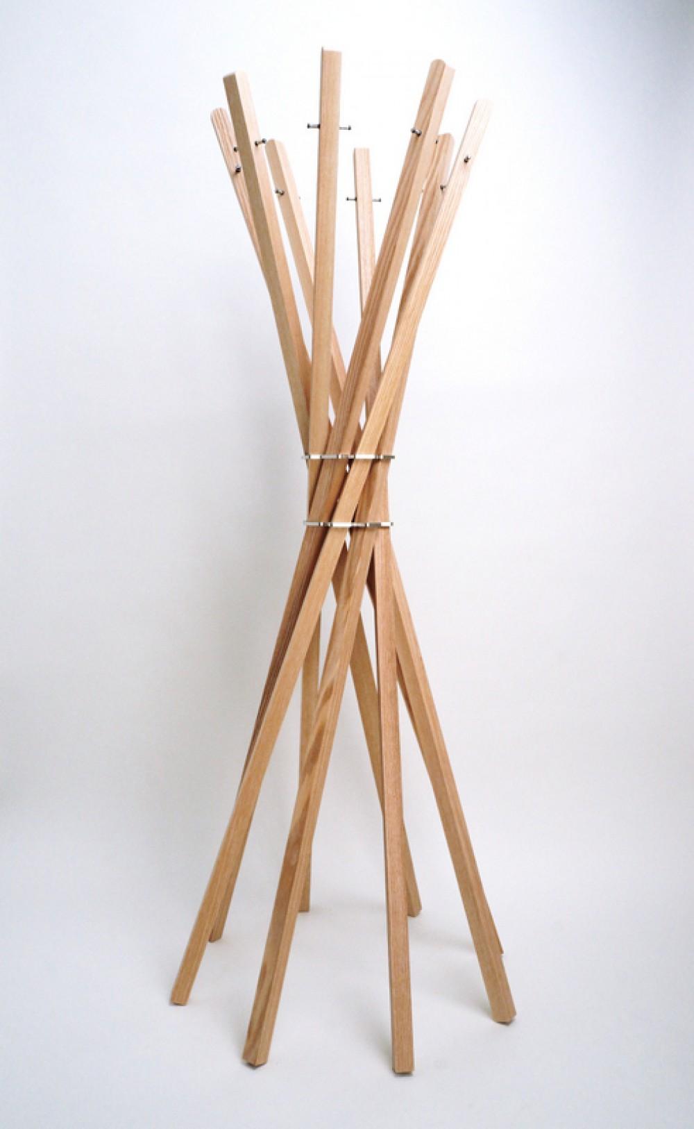 Baum Holz Garderobe Ecosia