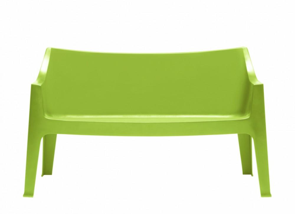 gartenbank grün
