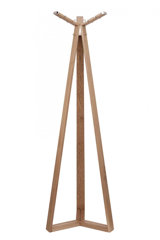 garderobe eiche natur stehgarderobe massivholz standgarderobe holz. Black Bedroom Furniture Sets. Home Design Ideas