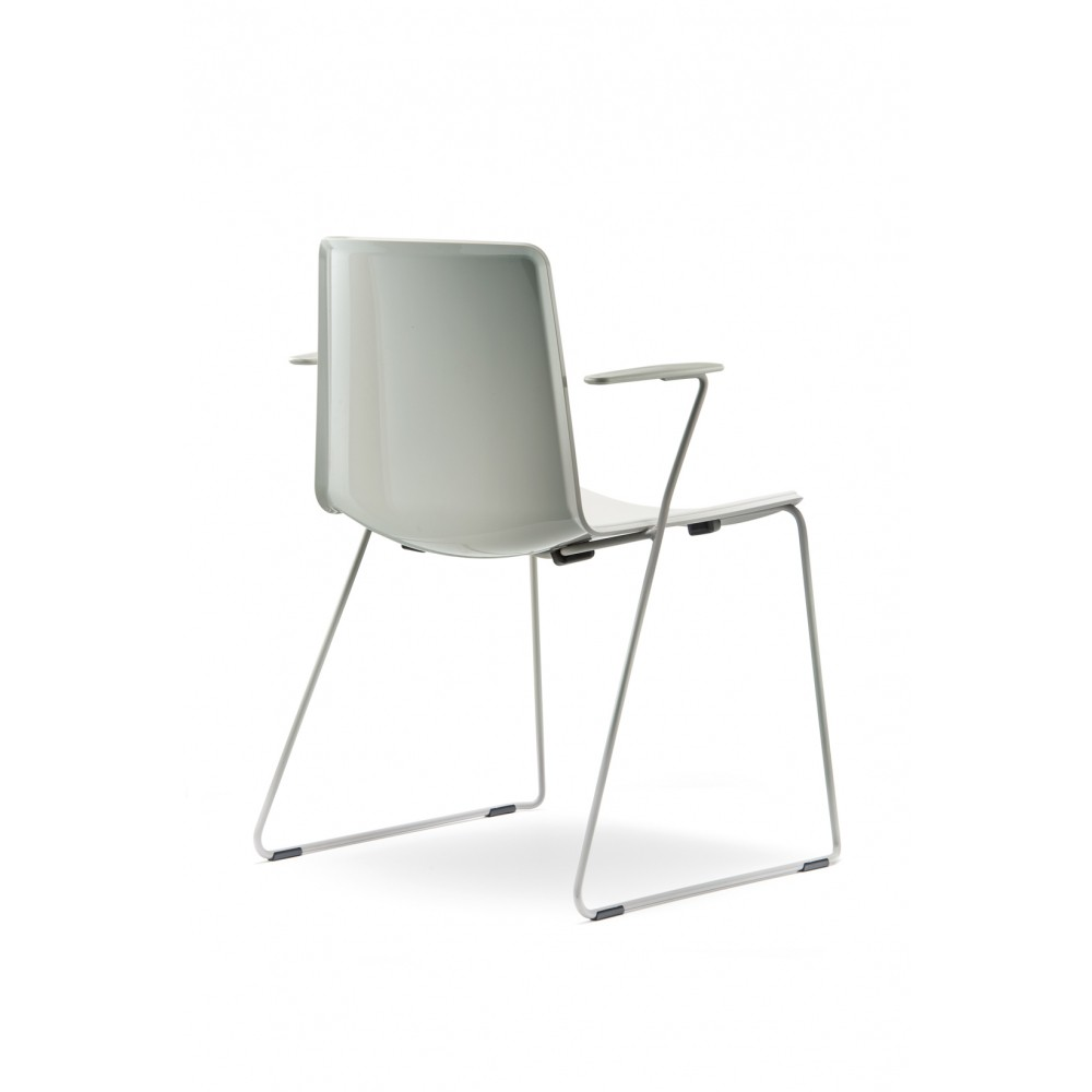 Stuhl armlehne wei excellent gartenstuhl ohne armlehnen for Thonet nachbau