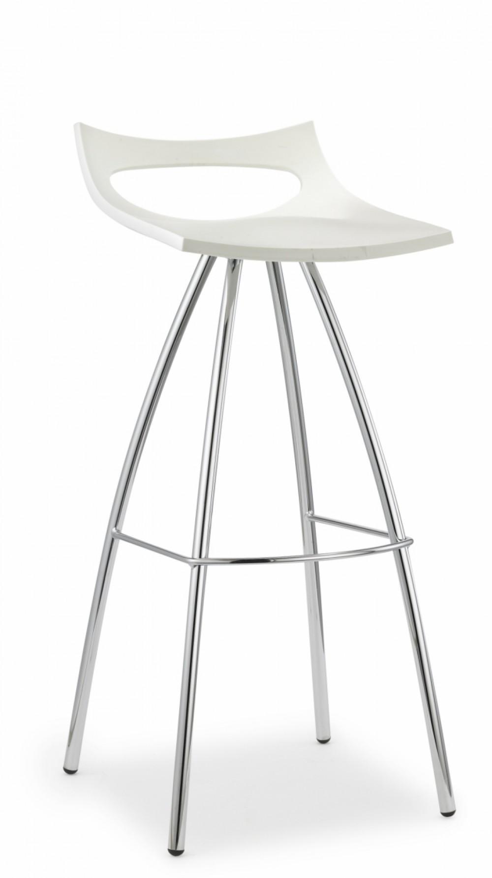 Barhocker Modern barstuhl weiß barhocker modern sitzhöhe 65 cm