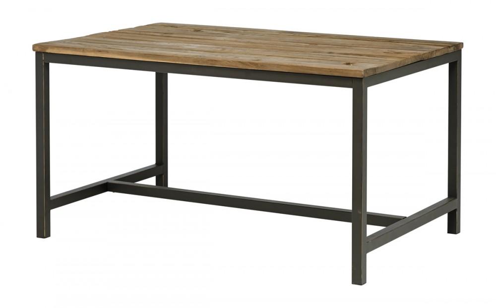 Esstisch vintage  Tisch im Industriedesign, Esstisch VINTAGE Länge 140 cm