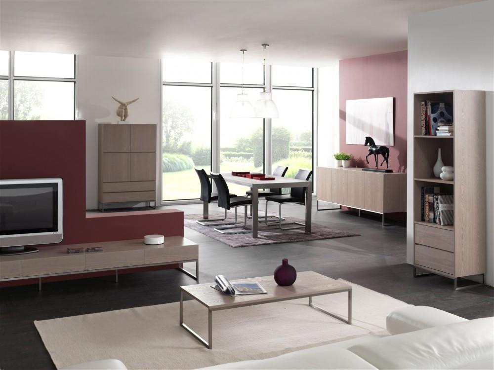 tv schrank grau lowboard beige grau mit drei t ren breite 180 cm. Black Bedroom Furniture Sets. Home Design Ideas