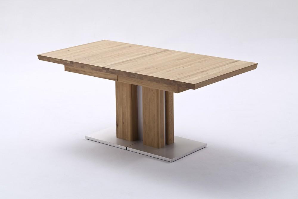 esstisch massivholz ausziehbar ausziehbarer tisch holz. Black Bedroom Furniture Sets. Home Design Ideas