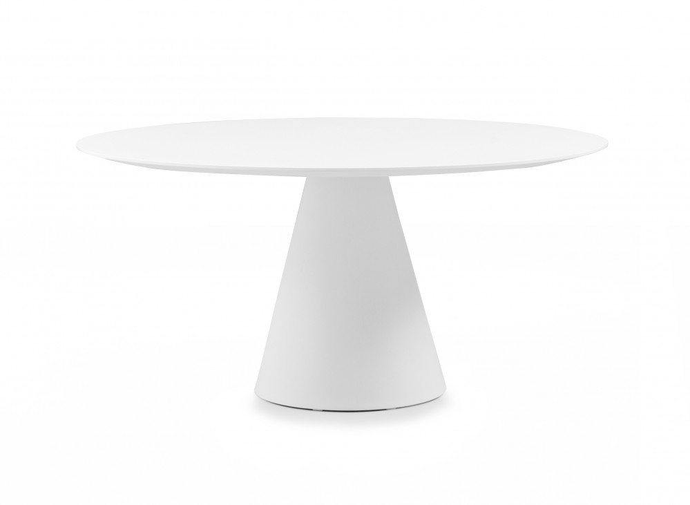 esstisch rund modern wei tisch rund durchmesser 150 cm. Black Bedroom Furniture Sets. Home Design Ideas