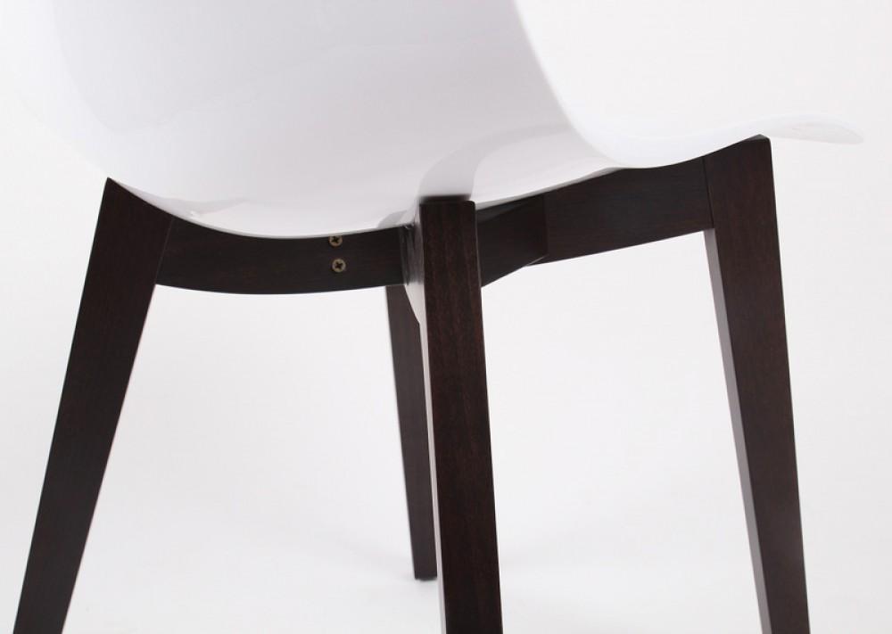design stuhl wenge buche holz wei. Black Bedroom Furniture Sets. Home Design Ideas