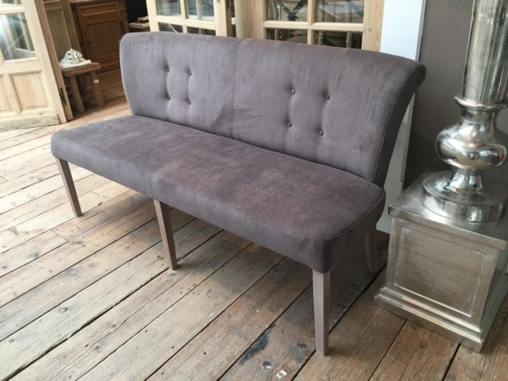 sitzbank gepolstert im landhausstil bank gepolstert. Black Bedroom Furniture Sets. Home Design Ideas