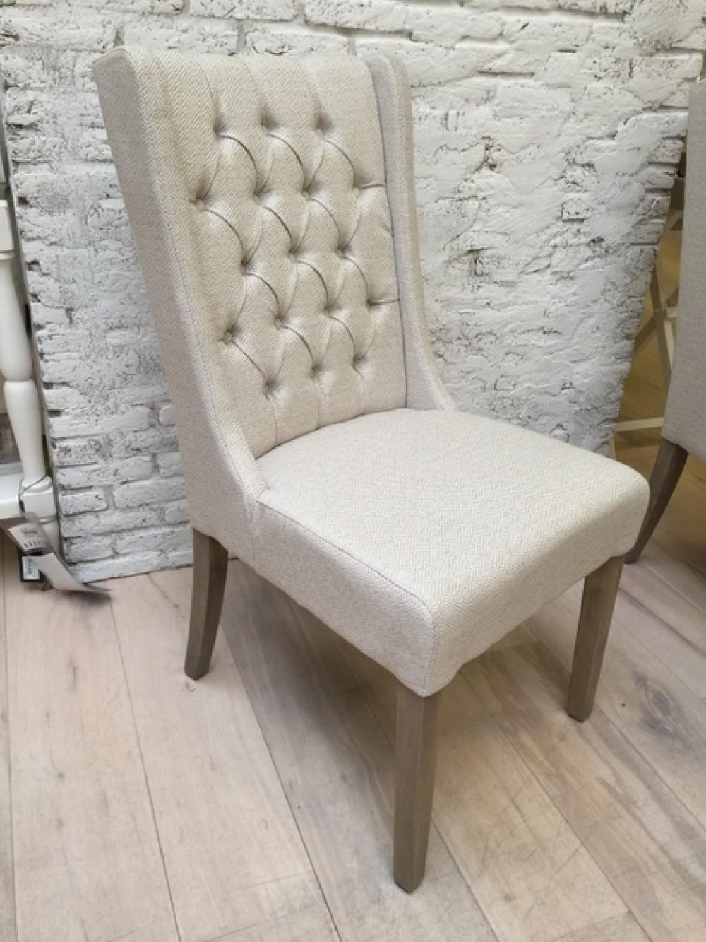 stuhl gepolstert landhaus stuhl creme silber gepolstert. Black Bedroom Furniture Sets. Home Design Ideas
