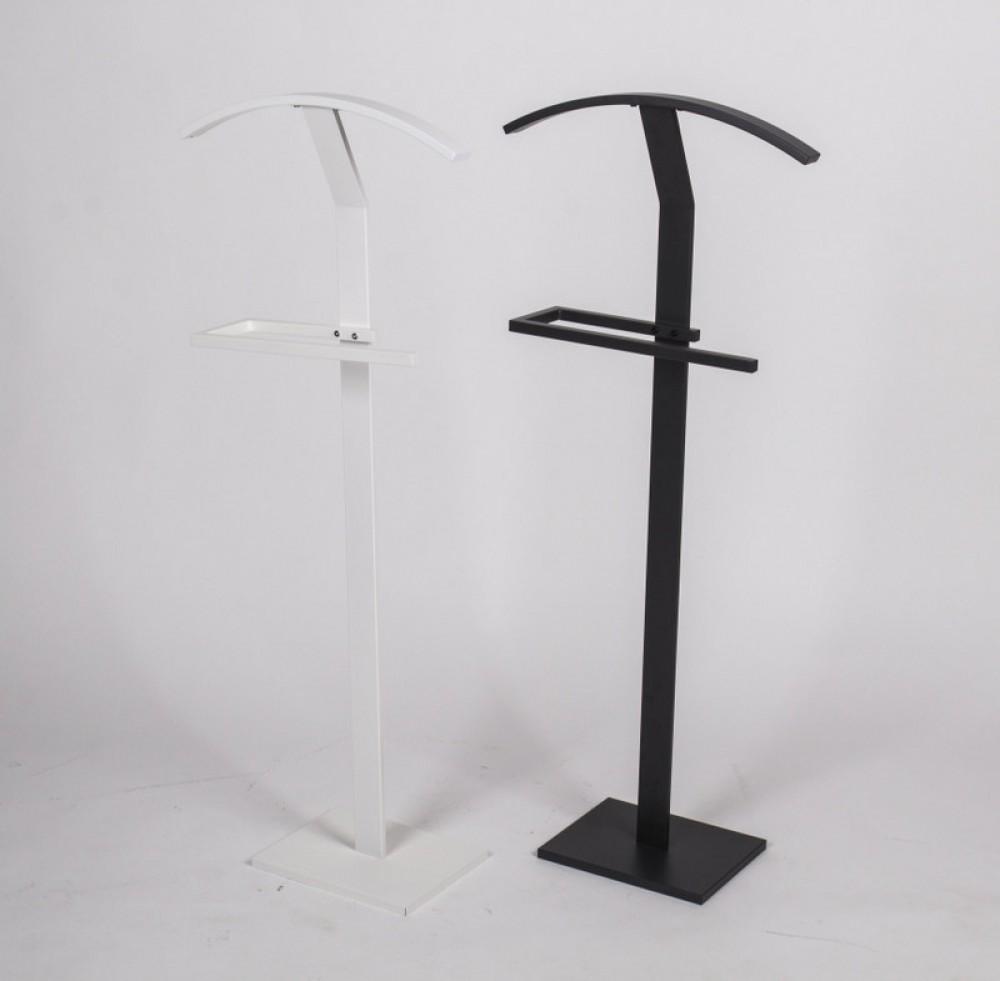 herrendiener aus metall farbe anthrazit. Black Bedroom Furniture Sets. Home Design Ideas
