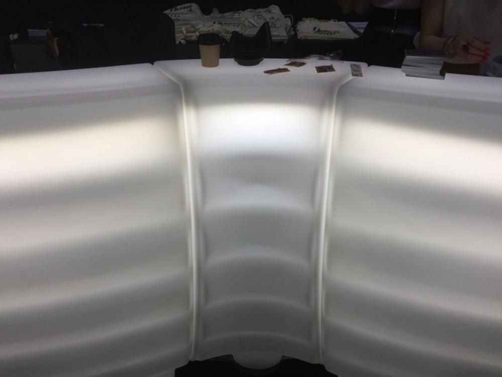 bar loom bar element wei kunststoff outdoor bartresen. Black Bedroom Furniture Sets. Home Design Ideas