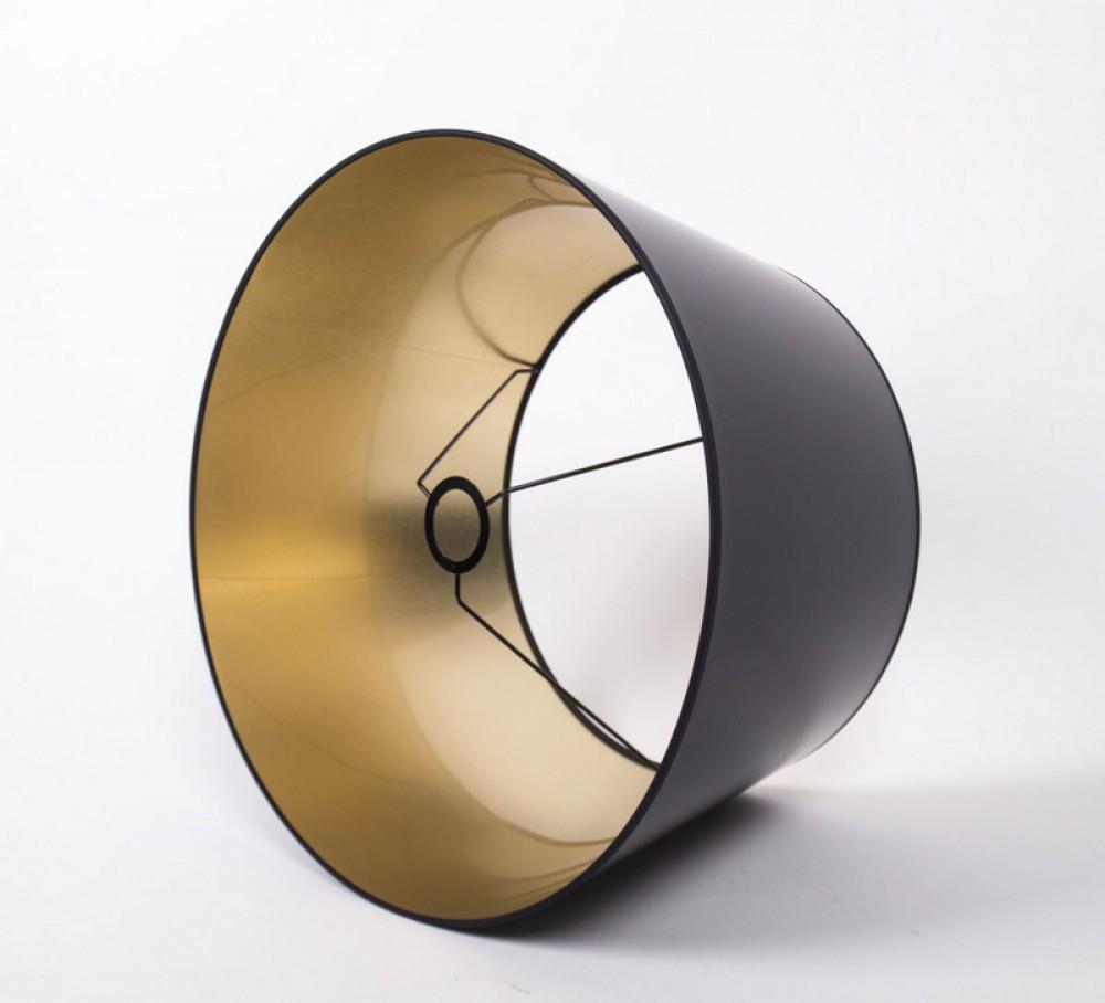 lampenschirm f r tisch oder stehleuchte rund farbe. Black Bedroom Furniture Sets. Home Design Ideas