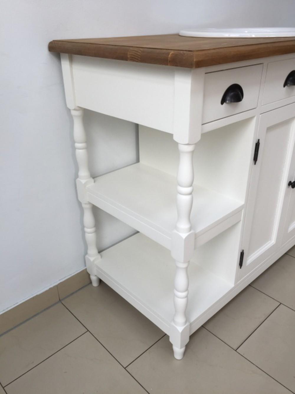 waschtisch wei massivholz landhaus waschtisch wei mit. Black Bedroom Furniture Sets. Home Design Ideas