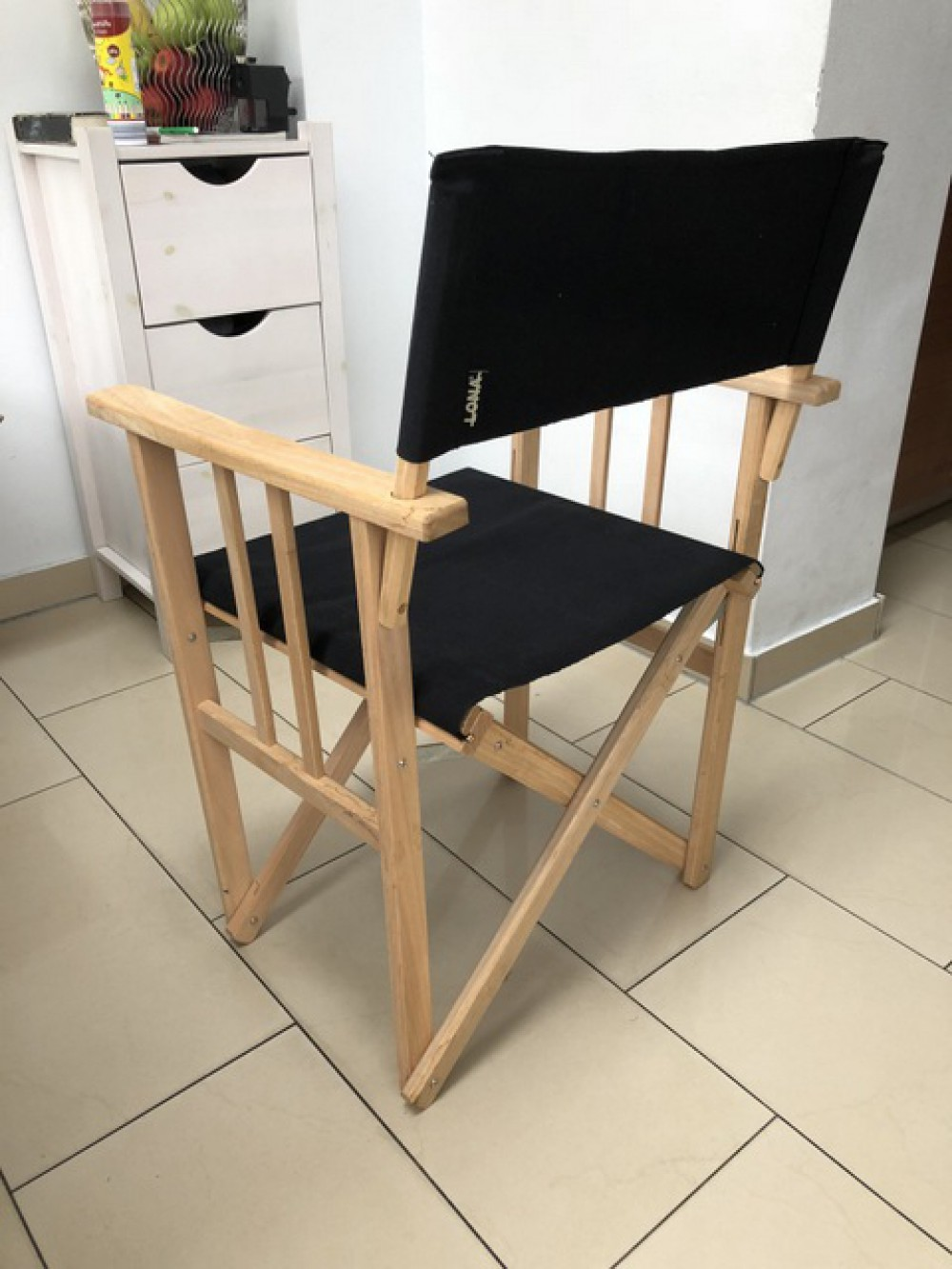 regiestuhl schwarz gartenstuhl schwarz klappstuhl schwarz. Black Bedroom Furniture Sets. Home Design Ideas