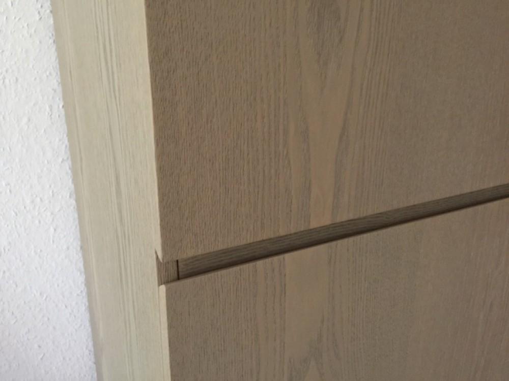 Design schrank wohnzimmerschrank farbe beige grau mit for Wohnzimmerschrank grau