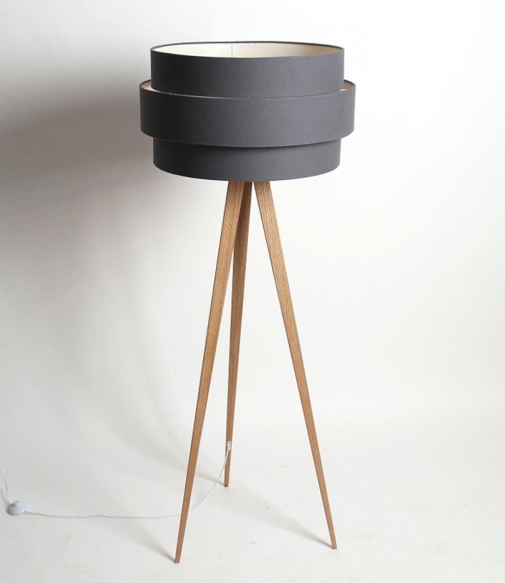 lampenschirm f r eine stehleuchte tischleuchte h ngeleuchte 60 cm. Black Bedroom Furniture Sets. Home Design Ideas