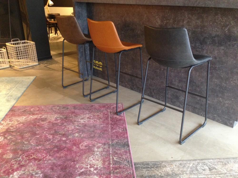 Sitzhöhe Barhocker barstuhl grau barhocker grau gepolstert sitzhöhe 65 cm