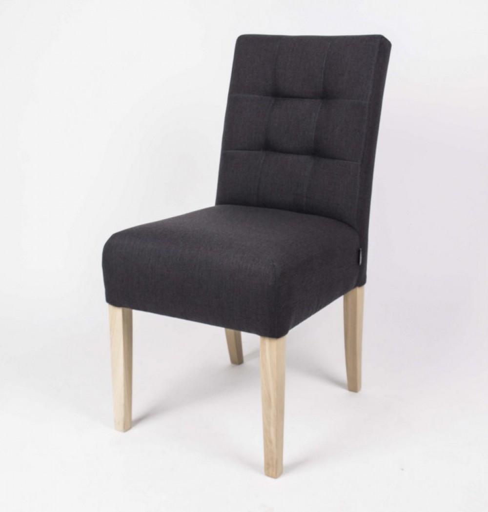 sitzbank gepolstert bank 125 cm l nge farbe anthrazit. Black Bedroom Furniture Sets. Home Design Ideas