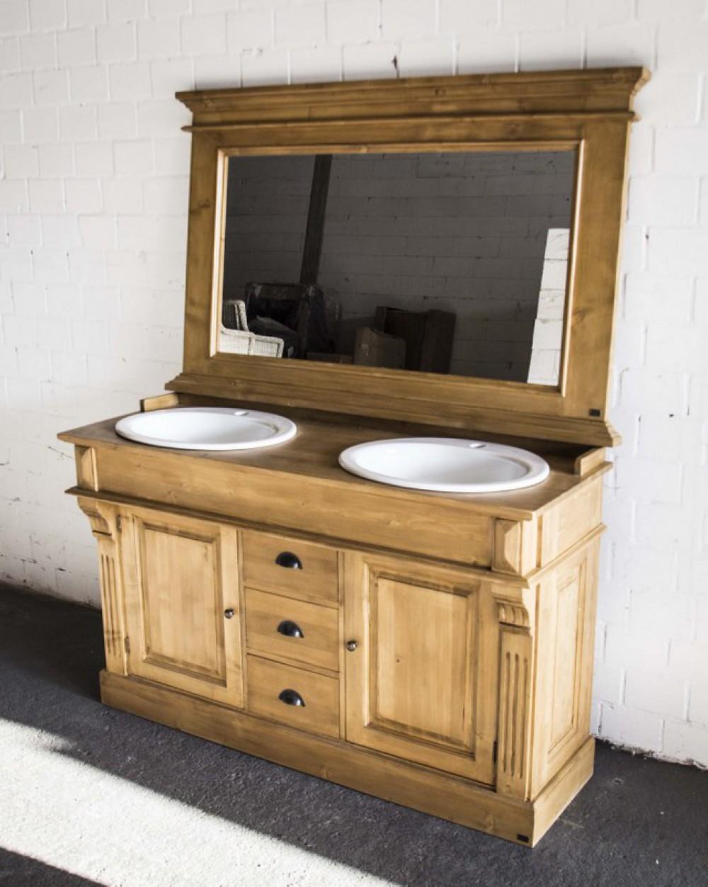 waschtisch holz landhausstil waschtisch holz landhausstil waschtisch selber bauen ausf. Black Bedroom Furniture Sets. Home Design Ideas