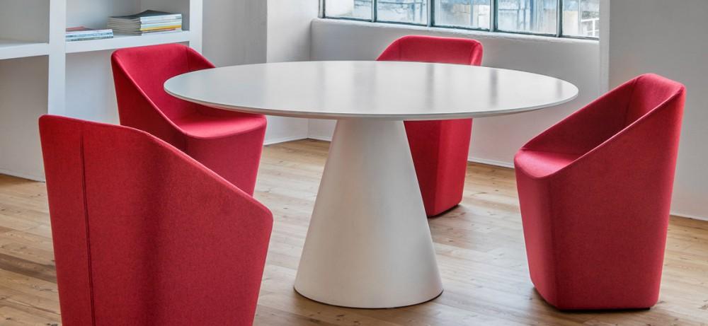 Esstisch rund modern wei tisch rund durchmesser 150 cm for Tisch rund modern