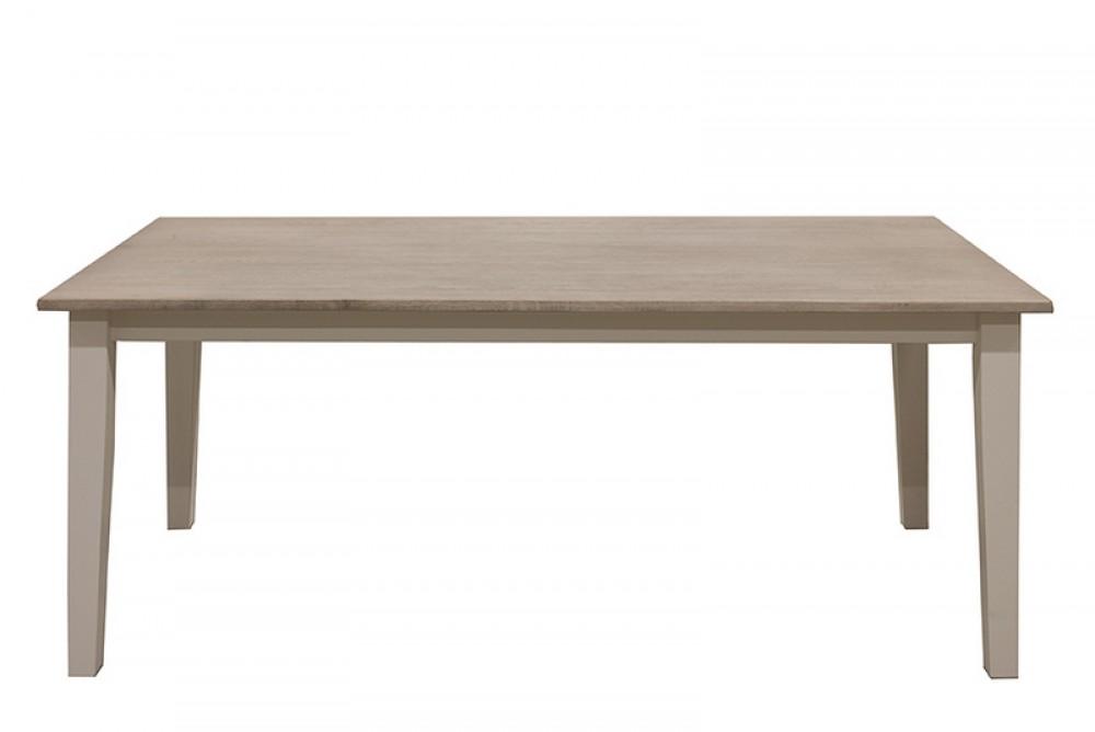 Tisch Maße esstisch im landhausstil tisch maße 200x100 cm