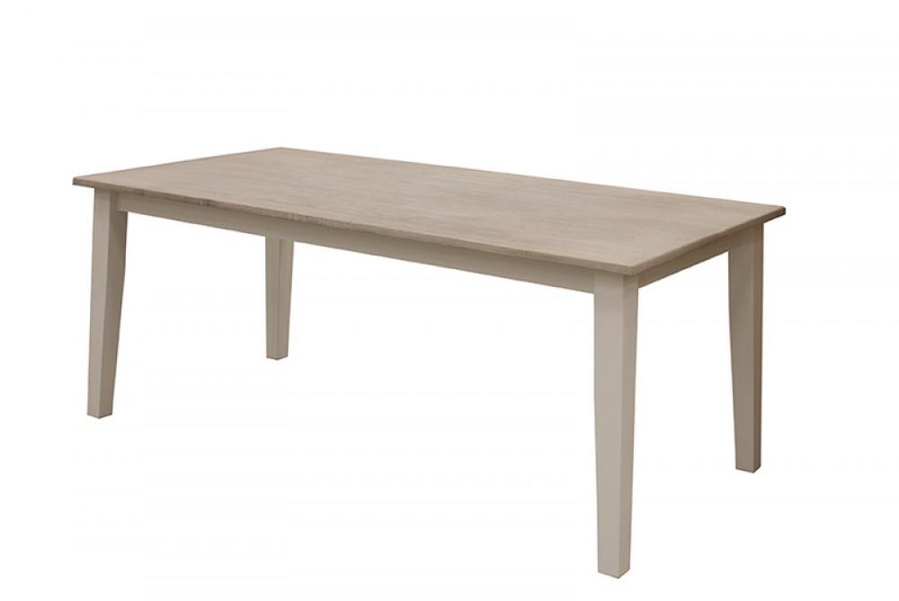 esstisch im landhausstil tisch ma e 200x100 cm. Black Bedroom Furniture Sets. Home Design Ideas