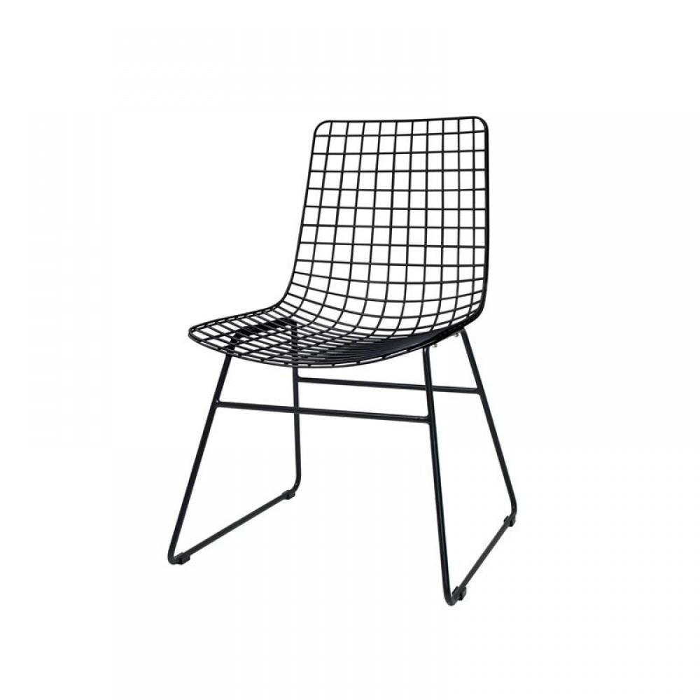 Stuhl metall schwarz esszimmerstuhl metall stuhl schwarz for Esszimmerstuhl metall