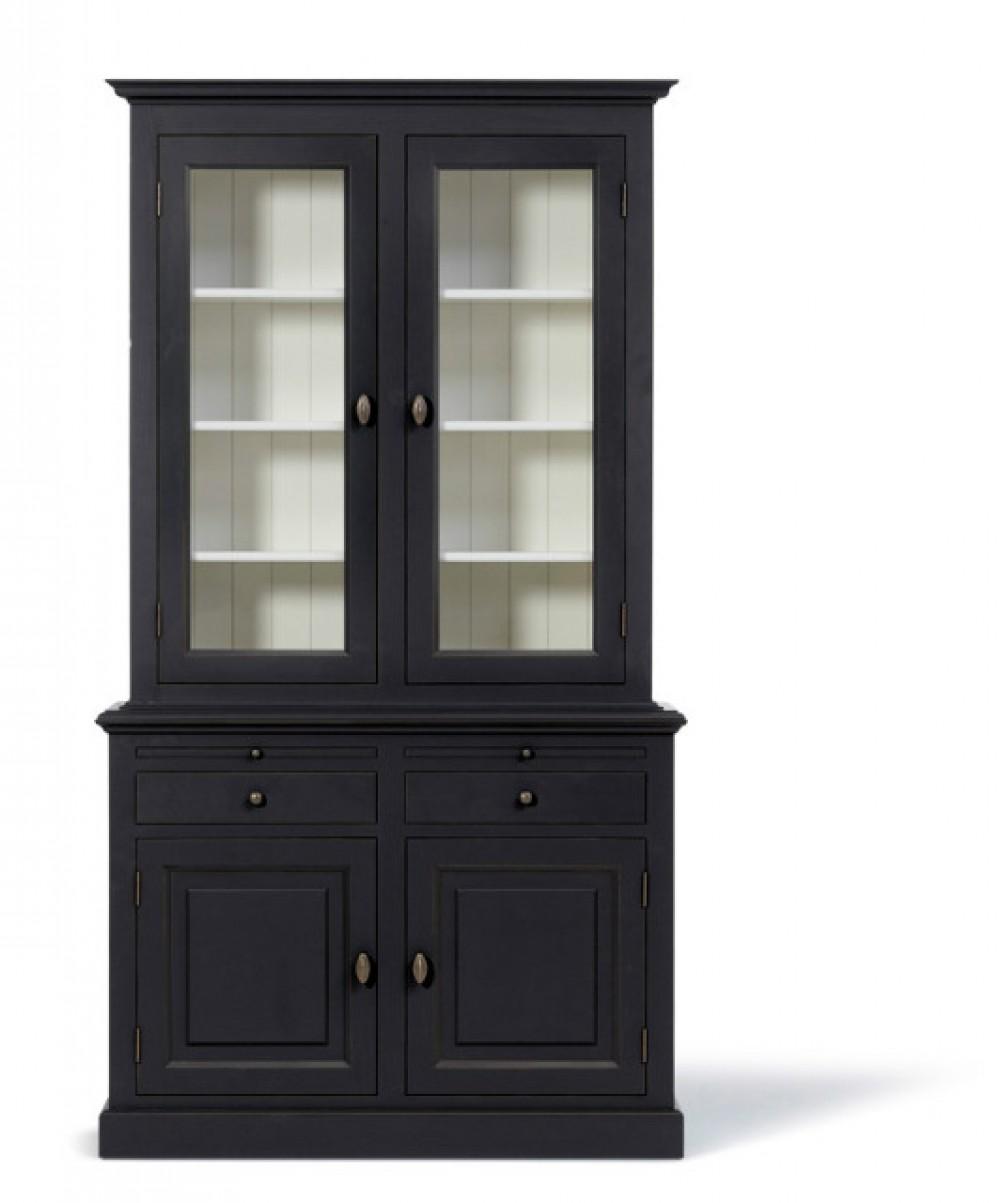 vitrine weiss landhaus cool wei mit schiebetren wei mit vier tren im vitrine wei landhaus. Black Bedroom Furniture Sets. Home Design Ideas