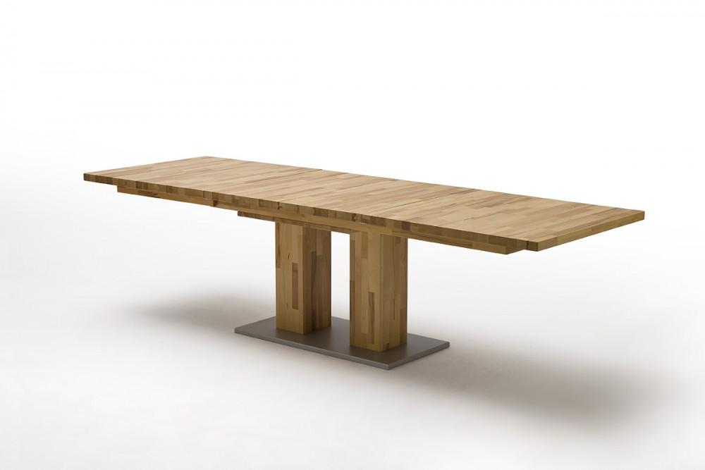 Esstische Massivholz Ausziehbar ~ Esstisch massivholz ausziehbar ausziehbarer tisch holz maße 90 x