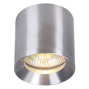 Deckenleuchte/ Strahler Aluminium