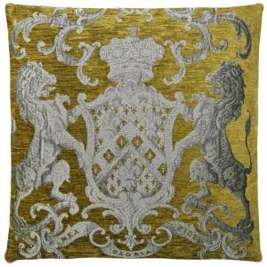 Dekokissen, Kissen, Farbe olive, Größe 55 x 55 cm