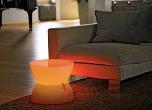 Lounge Tisch Mini LED von Moree