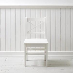 Stuhl, Juniorstuhl im Landhausstil von Oliver Furniture in weiß