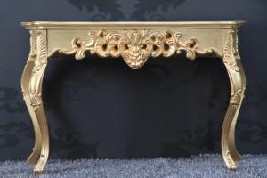 Sideboard modern/ Barock, gold