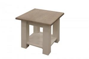 Beistelltisch im Landhausstil, Tisch, Maße 50x50 cm