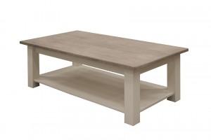 Couchtisch im Landhausstil, Tisch, Maße 135x75 cm