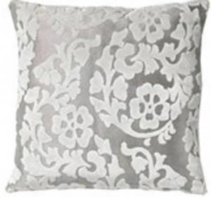 Dekokissen, Kissen, Farbe weiß, Größe 45 x 45 cm
