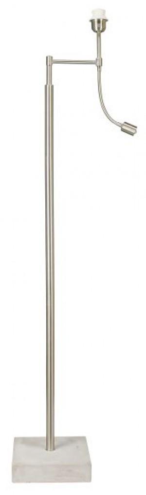 Lampenfuß für eine Stehlampe, Höhe 141 cm