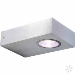 LED Wandleuchte aus Aluminium