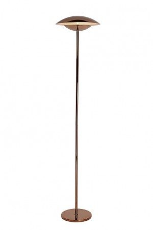 Stehleuchte Kupfer, Stehlampe Kupfer, Höhe 160 cm