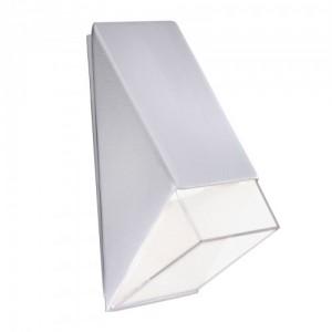 LED Moderne Badwandleuchte, Farbe weiß, Ø 10 cm