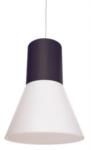 Hängeleuchte mit Lampenschirm, moderne Hängelampe in sieben verschiedenen Farben, 48 cm
